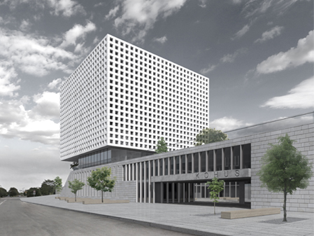 TALLINN COURTHOUSE: THE RESULTS OF ARCHITECTURAL IDEAS COMPETITION