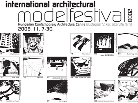 INTERNATIONAL ARCHITECTURAL MODELS FESTIVAL IN BUDAPEST